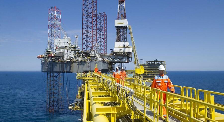 Arkivfoto. Maersk Oil er 'snart' på vej til at underskrive en udviklingskontrakt med det statsejede iranske olieselskab, NIOC.