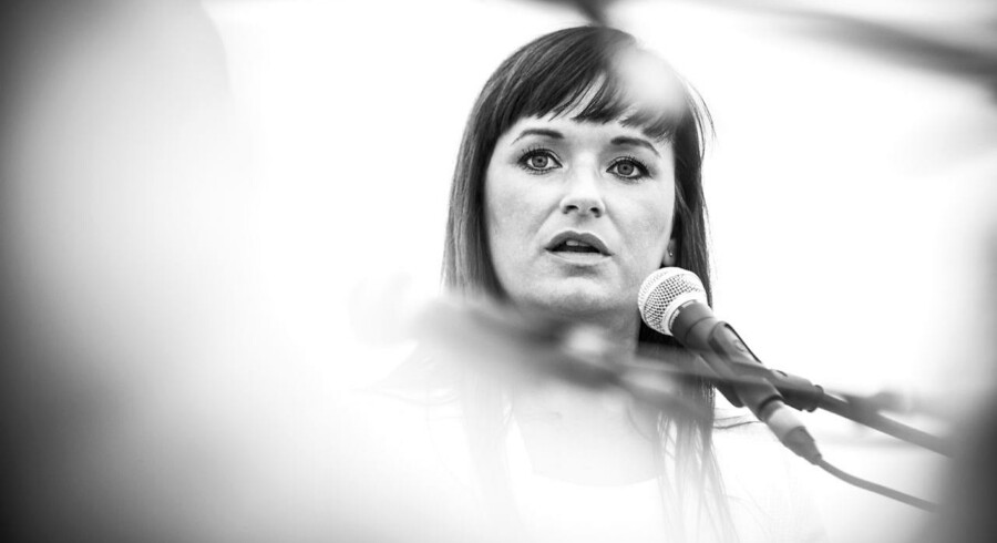 Minister for offentlig innovation, Sophie Løhde (V)