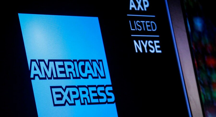 American Express overgår estimater men forventninger skuffer