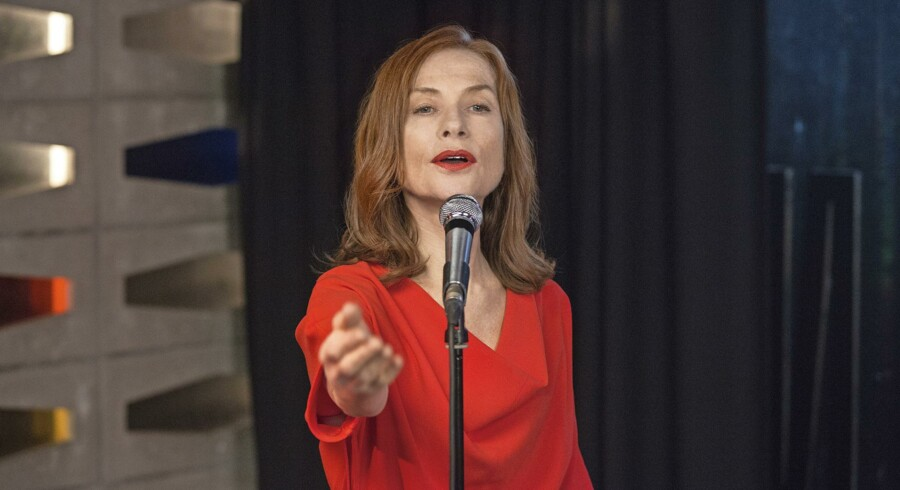 isabelle Huppert I filmen souvenir