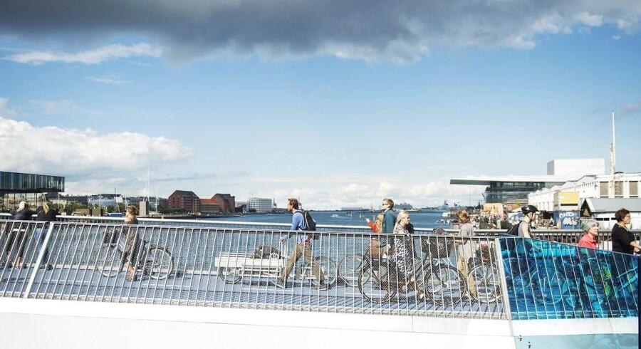 Inderhavnsbroen udsættes for sønderlemmende kritik.