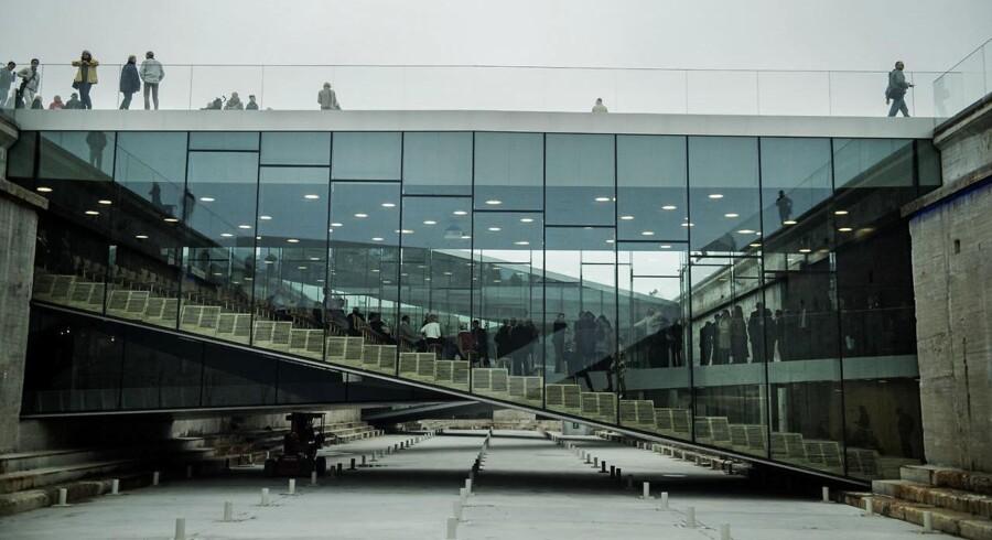 Museet for Søfart i Helsingør.