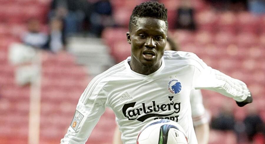 21-årige Daniel Amartey kom til FCK fra svenske Djurgården for halvandet år siden og kan både spille i forsvaret og på midtbanen. I august sidste år bekræftede FCK, at klubben havde modtaget et bud på Amartey fra den franske storklub Olympique Marseille, og at parterne forhandlede.