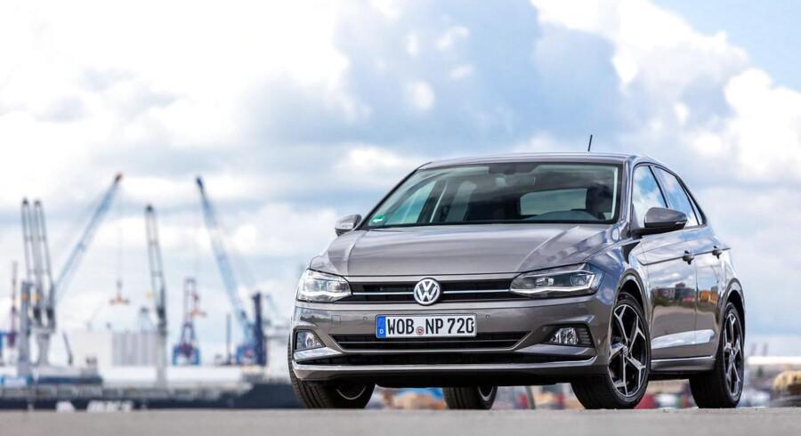 Volkswagen-forhandlerne holder åbent hus for den nye Polo den 11.-12. november. Priserne starter ved under 160.000 kr., en veludstyret volumenmodel ligger på cirka 195.000 kr.