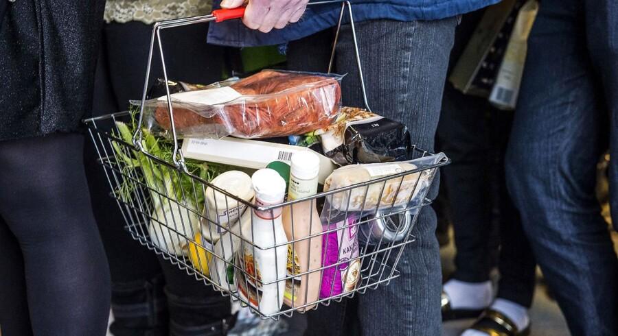 Det er dyrt at være dansker, ikke mindst når man sammenligner med de øvrige EU-lande. (Foto: Søren Bidstrup/Scanpix 2016)