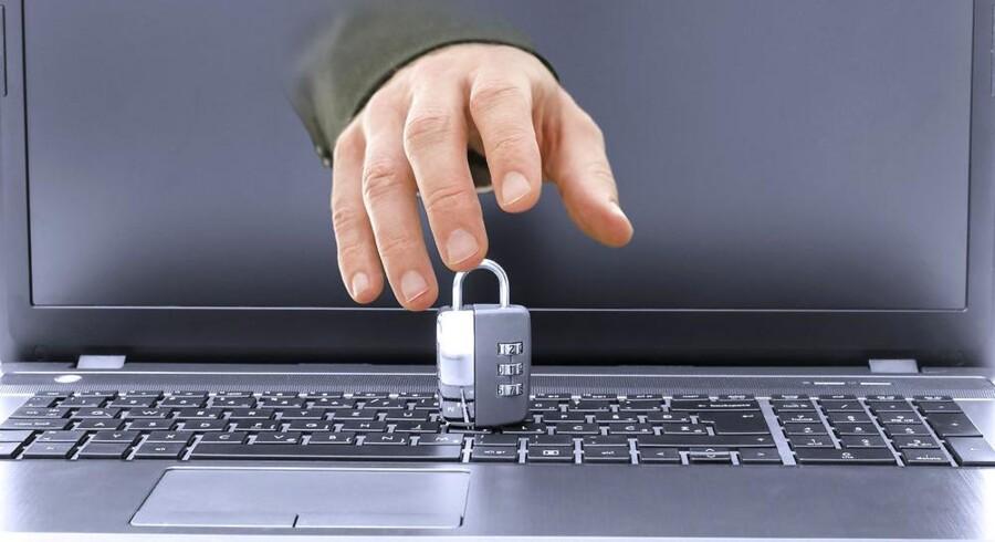 Mange flere virksomheder og myndigheder har ubudne gæster i deres IT-systemer, end de selv vil stå ved. Foto: Iris/Scanpix
