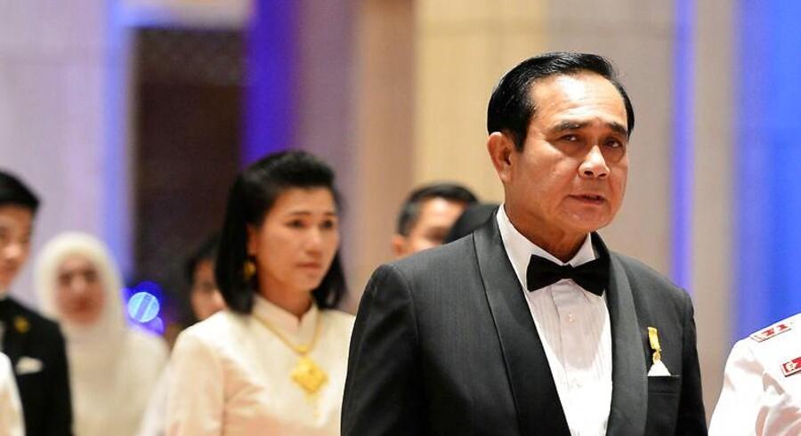 ARKIVFOTO: Prayut Chan-o-cha.