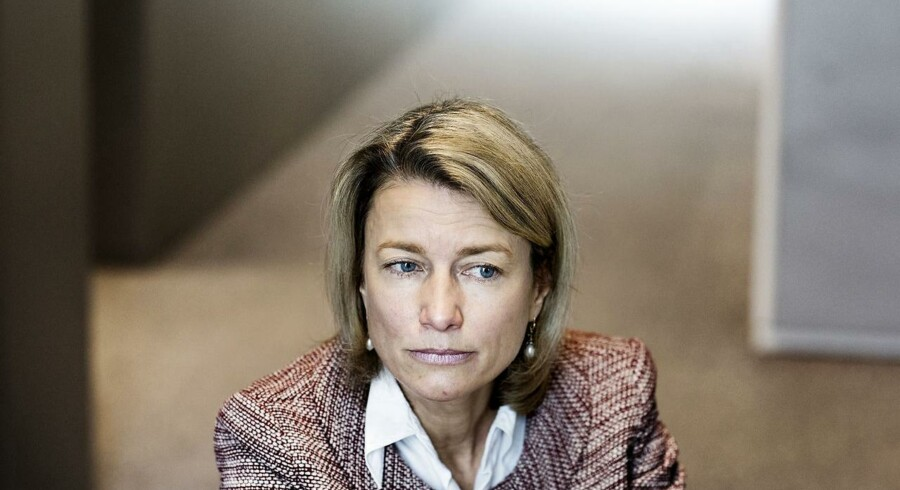 Topchef i KMD, Eva Berneke, har ifølge Berlingskes oplysninger måtte acceptere en markant lavere indtjening på driften af de systemer, de har vundet, idet udbudsrunden har tvunget dem til at presse prisen ned.