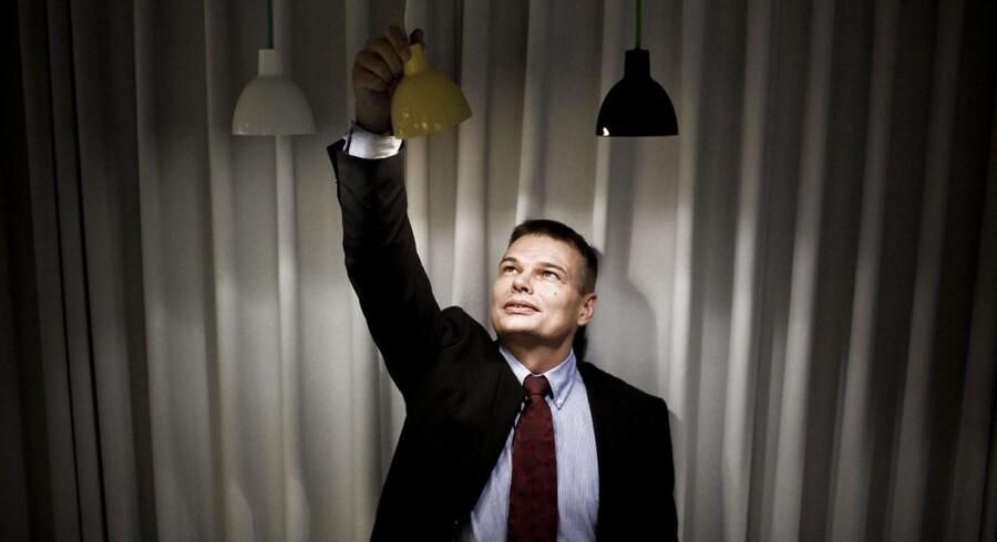 Søren Schøllhammer, direktør i Louis Poulsen.