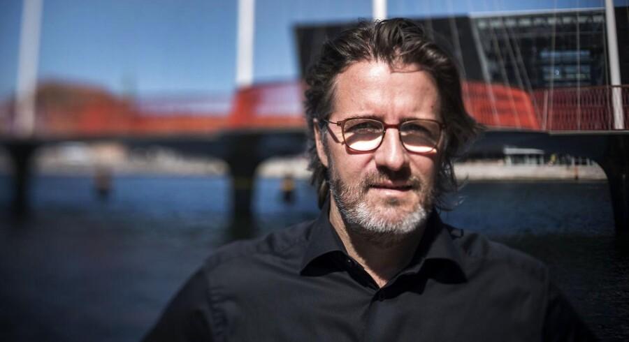 Olafur Eliasson. Foto: Søren Bidstrup