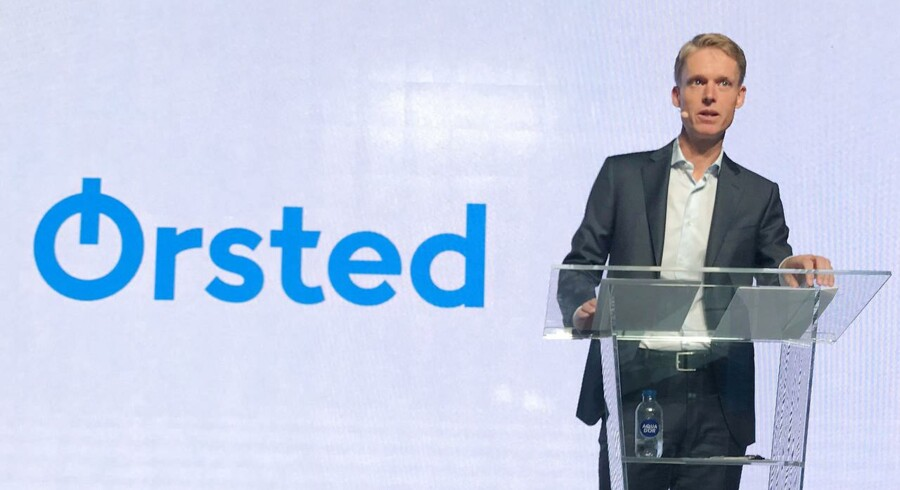 Topchef for Ørsted, Henrik Poulsen, har netop annonceret sin tredje opjustering i år.