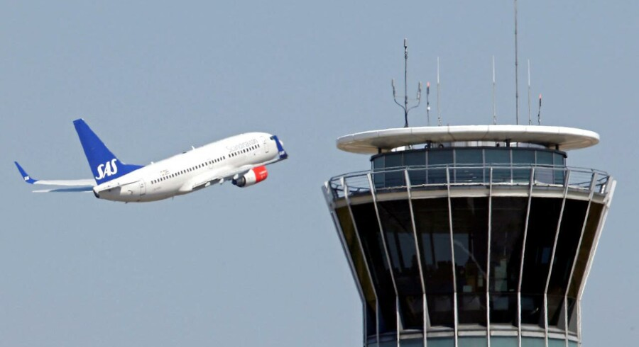 Arkivfoto. Det skandinaviske flyselskab SAS har i årevis arbejdet stenhårdt med omkostningerne. Og de er blevet markant lavere. Men bare ikke nok i en verden med lavprisselskaber og hård konkurrence.