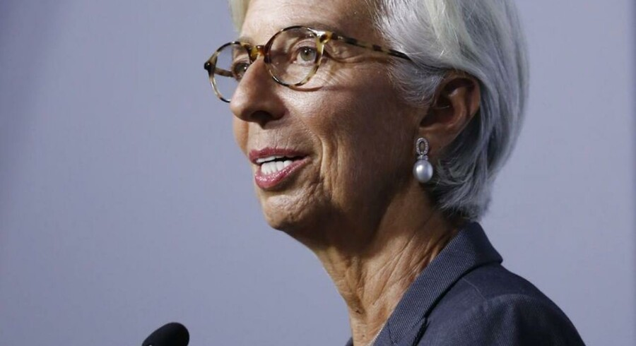 Christine Lagarde, direktør for IMF.