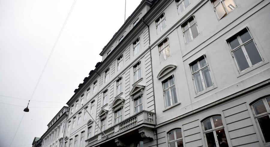 Probana Business Schools kontorer på Sankt Annæ Plads 13 i København.