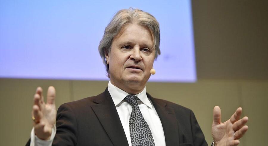 Nordeas administrerende direktør Casper von Koskull er kommet i strid modvind på Facebook.