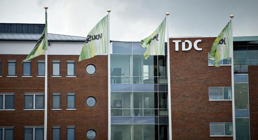 Arkivfoto: Apollo har netop meddelt, at selskabet har droppet planerne om at købe TDC.