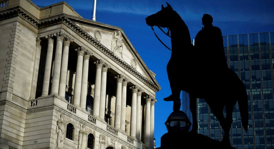 Arkivfoto. Bank of England.