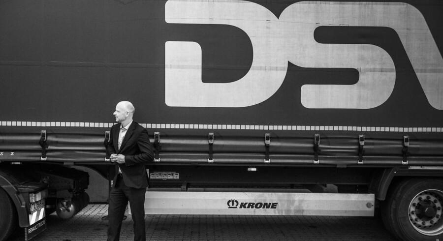 ARKIVFOTO. Vestas-bestyrelsen har set sig lun på finansdirektøren i transportkoncernen DSV, Jens Hesselberg Lund.