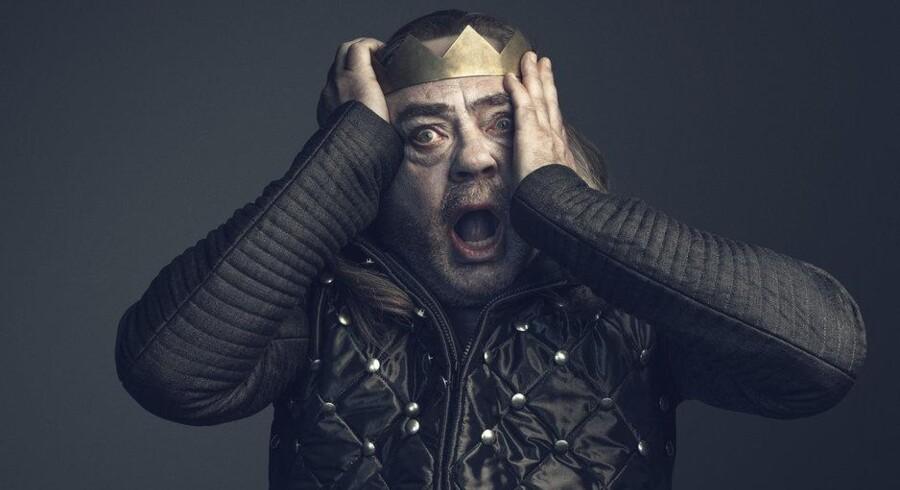 Tommy Kenter er »King Lear«. En forestilling Berlingskes teaterredaktør Jakob Steen Olsen glæder sig til.