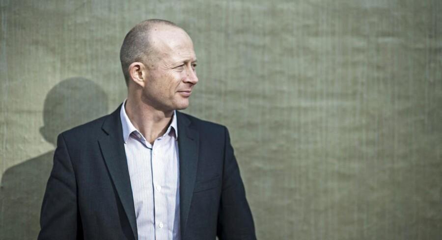 Direktør i Cepos, Martin Ågerup, er ikke helt tilfreds med VLAK-regeringens nye taxilov.