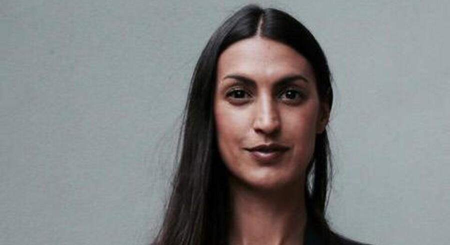 Veronica D'Souzas egne projekter nyder også godt af hendes medlemskab af Global Shapers. ?Foto: Jakob Bo Nielsen