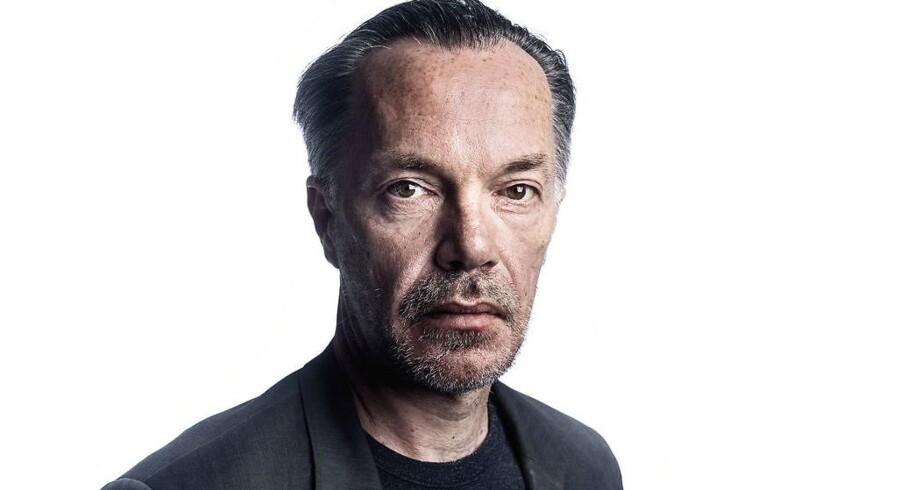 Søren Kassebeer, litteraturredaktør på Berlingske