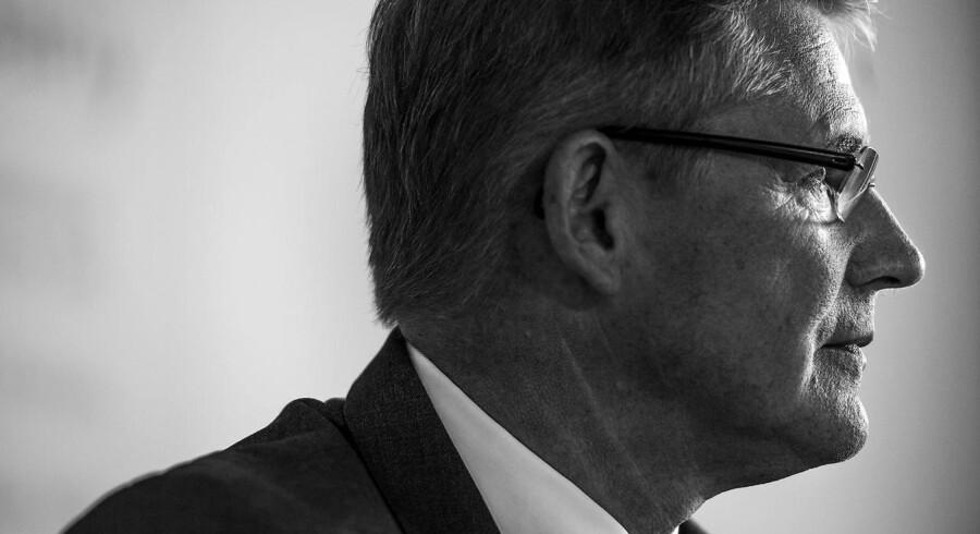 Lars Rebien, topchef i Novo Nordisk.