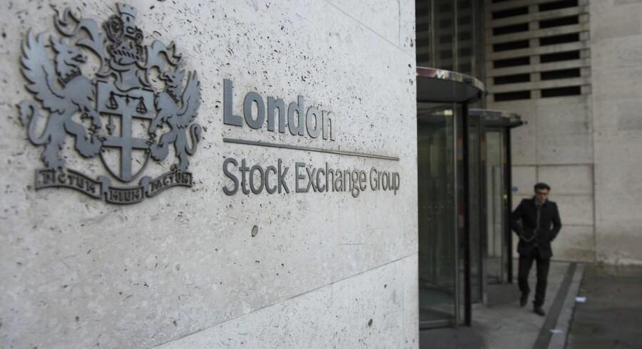 Arkivfoto: Investorer opfordrer UK Listing Authority UKLA, som er kontrollør for London Stock Exchange, til at afvise olieselskabet Saudi Aramcos plan om at børsnotere 5 pct. af selskabet i London.