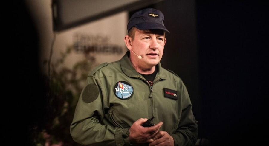 For første gang under ubådssagen virker Peter Madsen følelsesmæssigt påvirket.