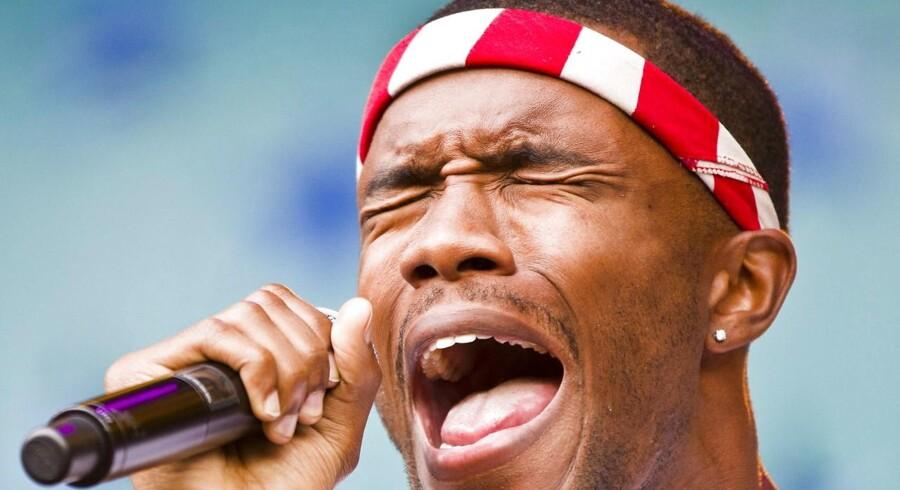 Frank Ocean aflyser endnu koncert. Det skaber bekymring blandt dem, som ser frem til at opleve hans koncert på Northside den 10. juni.