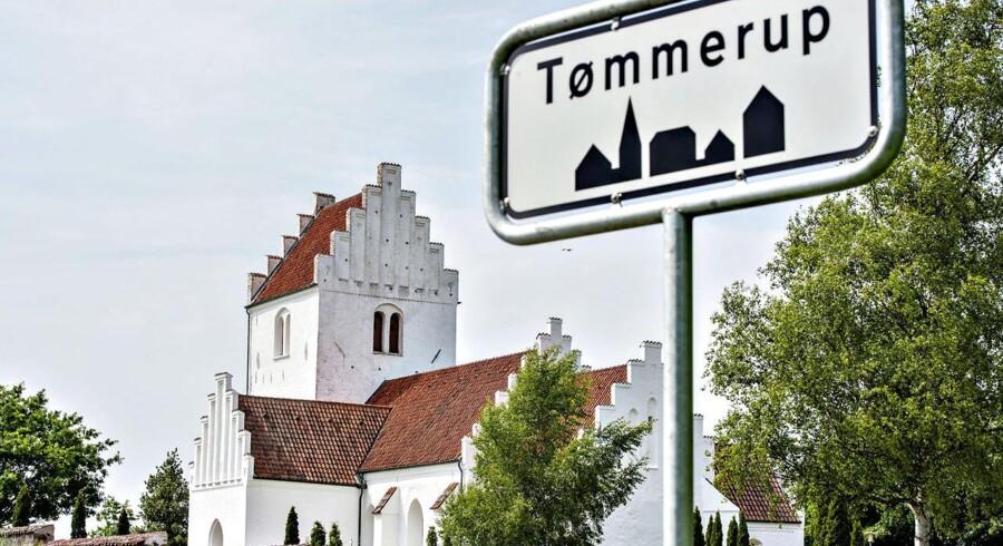 Her sidder den tidligere præst fra Tømmerup Kirke på anklagebænken for krænkelser af 12 børn i alderen 12-17 år.