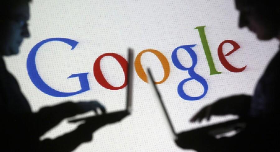 Internetgiganten Google har for stor magt, mener Europaparlamentet, som vil have selskabet splittet op. Det får alle alarmklokker til at ringe i USA. Arkivfoto: Dado Ruvic, Reuters/Scanpix