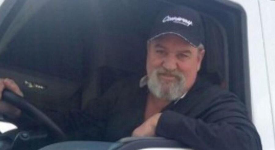 Kevin Kimmel har meget vel reddet en ung kvindes liv, da han fik en ubehagelig mistanke på en tankstation i Virginia.