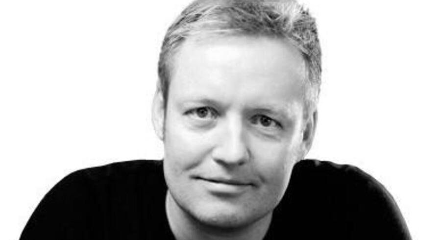 Jesper Larsen, Udlandsredaktør