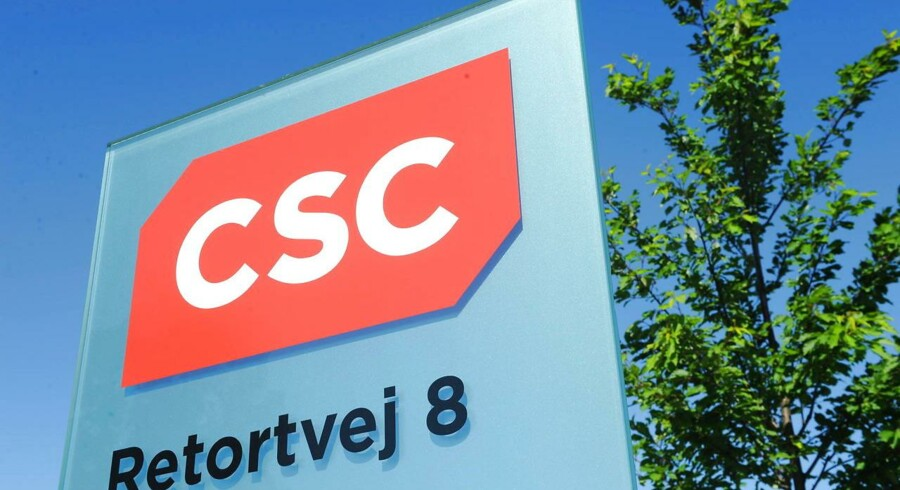 CSC har haft en hård tid - og ikke kun med følgerne af det hackerangreb, hvor store dele af CPR-registeret blev kopieret. Arkivfoto: Jens Nørgaard Larsen, Scanpix