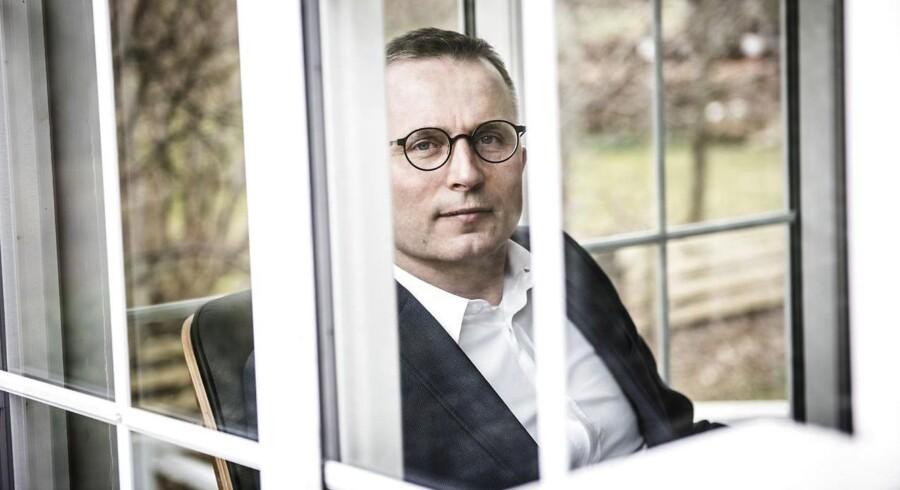 Boozt.coms adm. direktør Hermann Haraldsson
