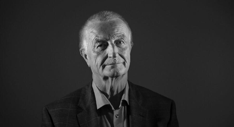 Grundlægger og ejer af JYSK, Lars Larsen.