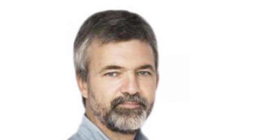 Troels Østergaard Sørensen, dekan, det Samfundsvidenskabelige Fakultet på Københavns Universitet