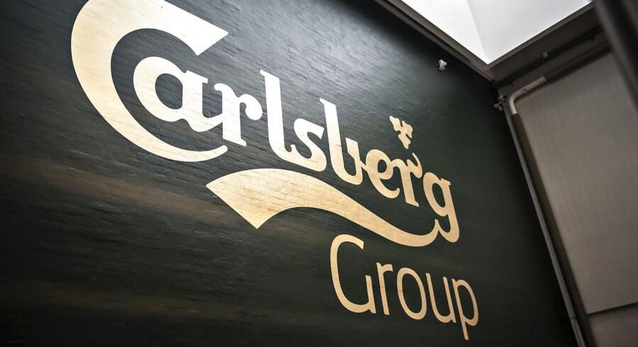 I toppen ligger Carlsberg, som uden selskabsspecifikke nyheder stiger med 1,3 pct. til 741,50 kr. Herefter følger ISS med en stigning på 1 pct. til 271,80 kr. ligeledes uden selskabsspecifikt nyt.