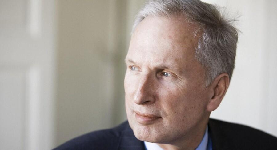 Direktør Christian Frigast fra Danmarks største kapitalfond, Axcel.