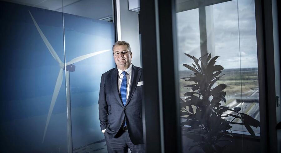 Anders Runevad, administrerende direktør for Vestas, har netop præsenteret markedet for vindmølleproducentens regnskab for tredje kvartal.
