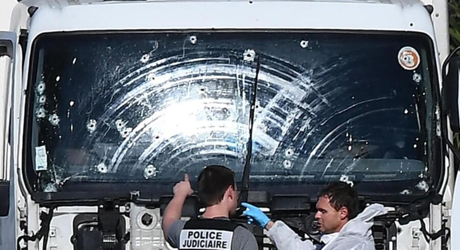 (Foto: Anne-Christine Poujoulat/AFP)