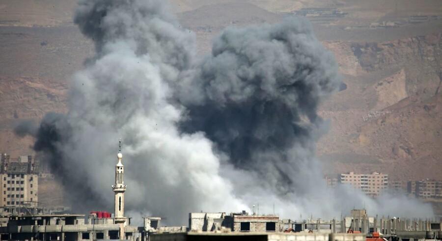 Et hold eksperter gør sig klar til at blive sendt til Syrien om kort tid, oplyser OPCW.