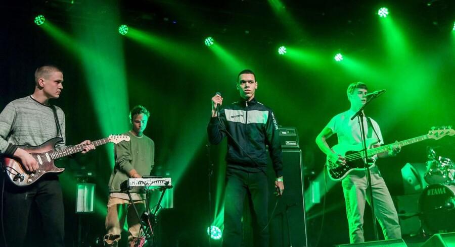 Liss til Steppeulven 2016. Det danske hitband aflyser sin optræden på Northside og dedikerer sig selv til at skabe ny musik. De erstattet af Katinka.