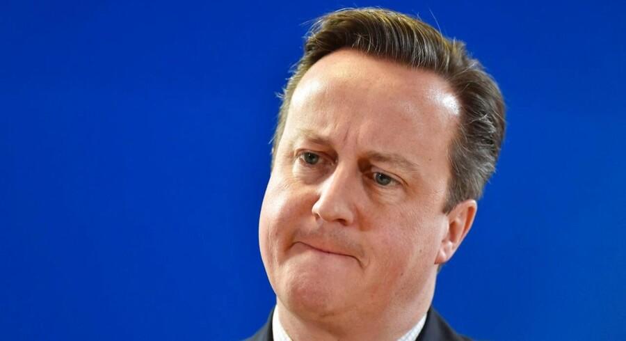 Storbritanniens premierminister, David Cameron, hånes i en ny video fra Islamisk Stat.