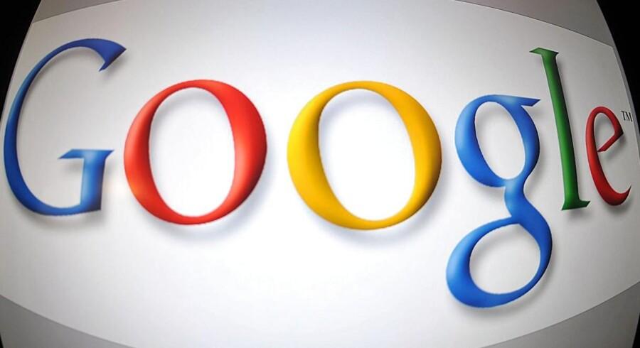 Google sender et markant signal til Rusland ved at protestere mod den kommende lovgivning, som kræver, at alle data lagres inden for Ruslands grænser - og dermed er lettere tilgængelige for myndighederne, som har strammet grebet om brugen af nettet. Arkivfoto: Karen Bleier, AFP/Scanpix