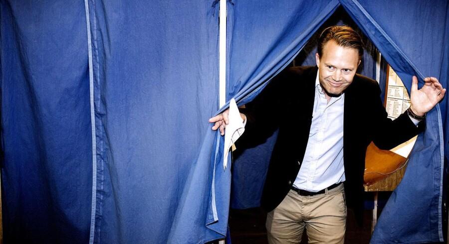 Der skal et internationalt sambarbejde til at få bugt med skattely, mener Jeppe Kofod.
