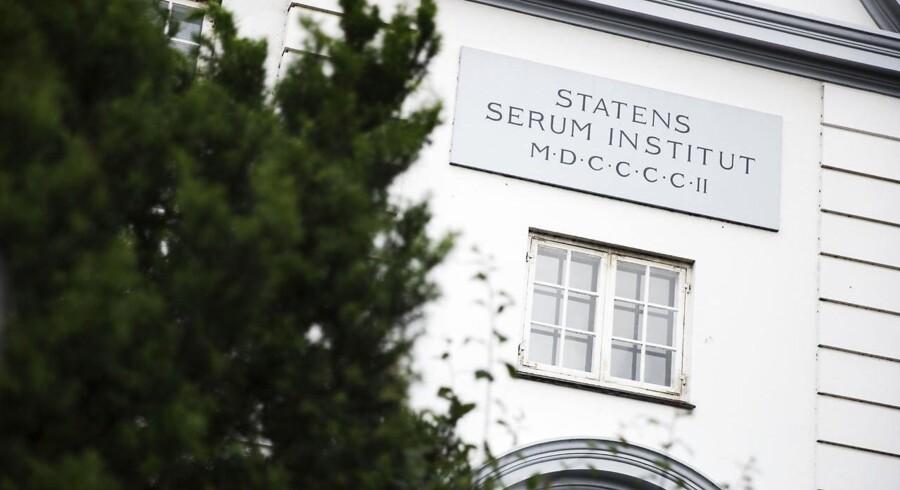 Arkivfoto. Statsrevisorerne kritiserer i en ny beretning salget af Statens Serum Instituts vaccineprocuktion til et saudiarabisk konglomerat.