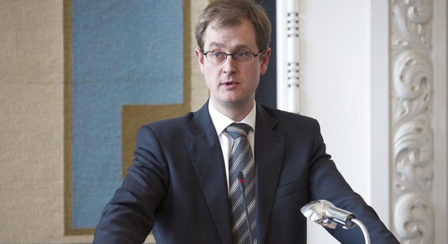Ulighed er en nødvendighed, mener cheføkonom i Cepos, Mads Lundby Hansen.