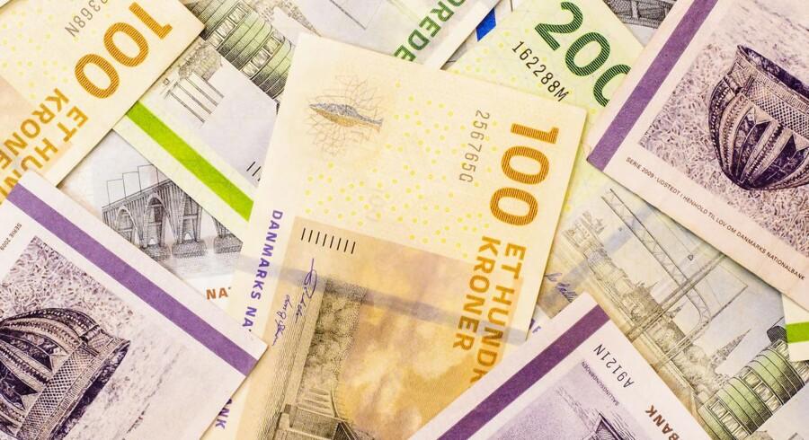 »Vi havde igen besøg af Finanstilsynet, der fandt nedskrivninger for 180.000 kr. og altså væsentligt mindre end sidste år,« konstaterer bankdirektør Anders F. Møller over for Ritzau Finans.